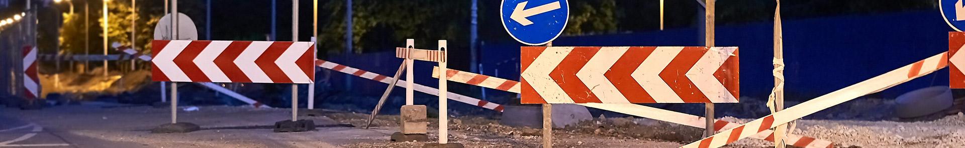 Sign Maintenance and Repair