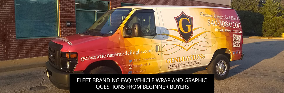 Vehicle Wraps And Graphics: Best Design Concepts